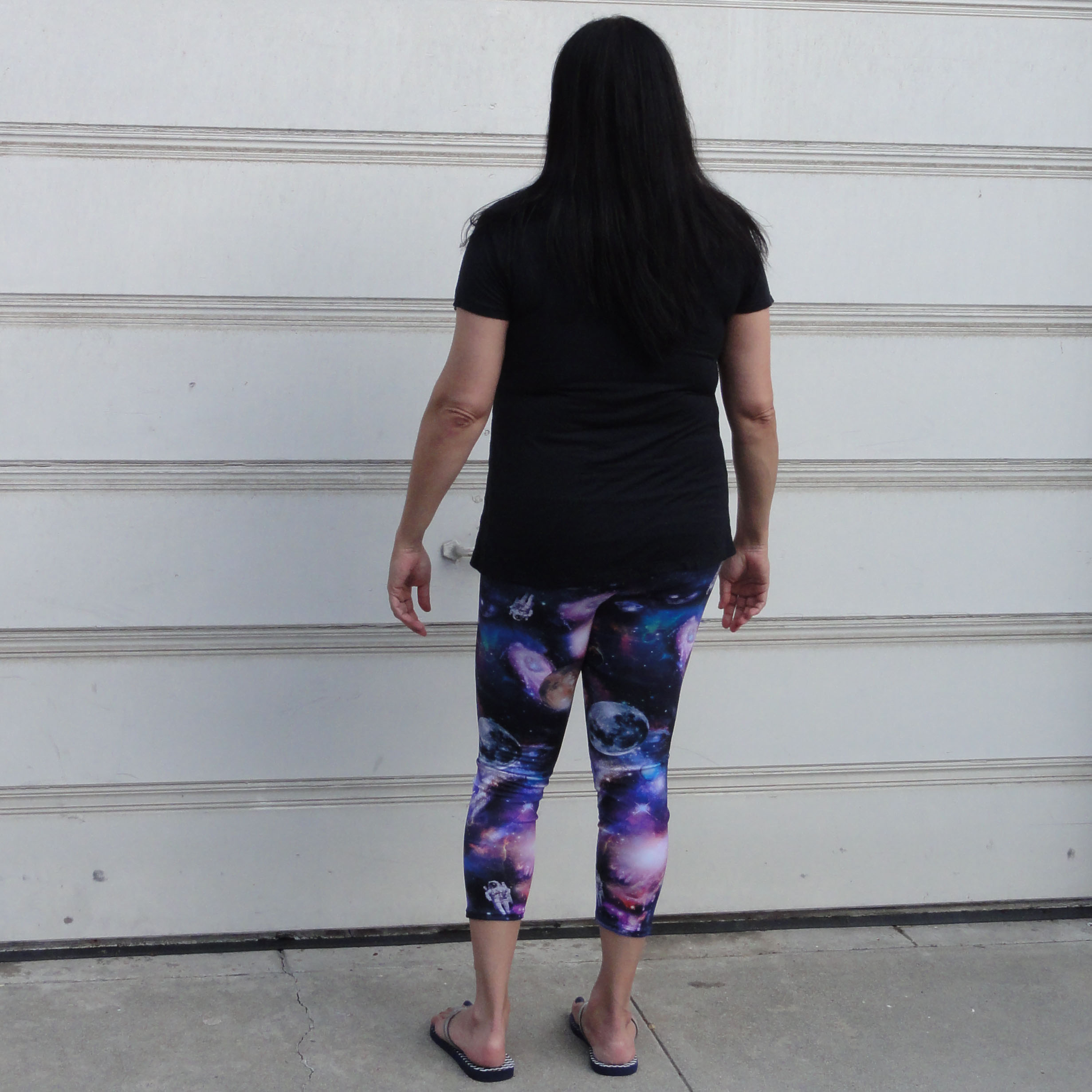 Back View, Space Pants