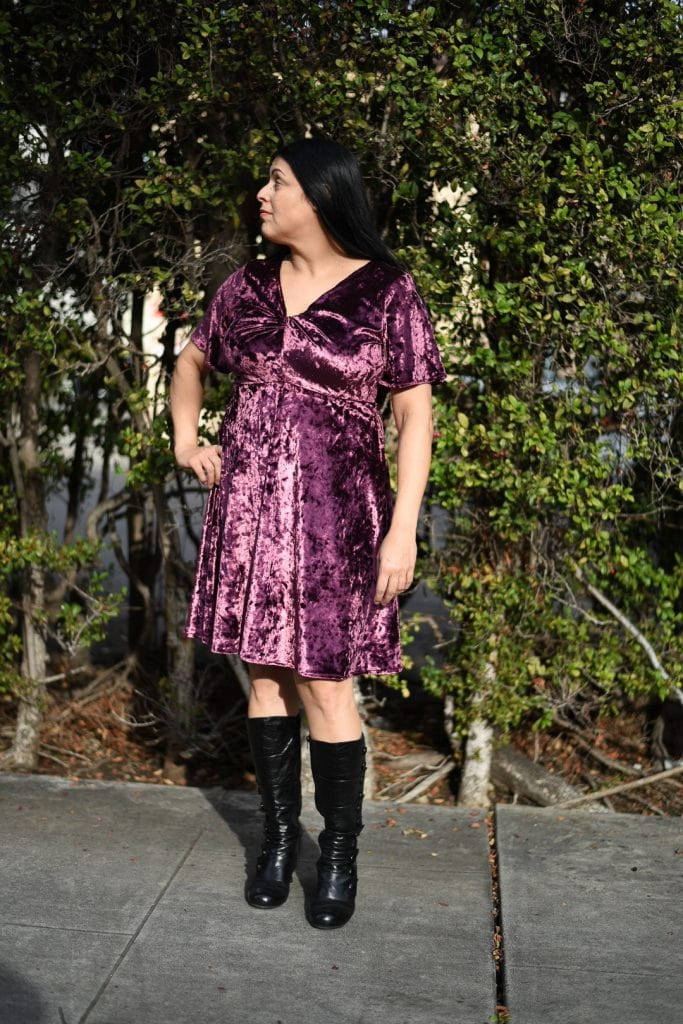 Pour Some Frosting on Me: The Joni Dress